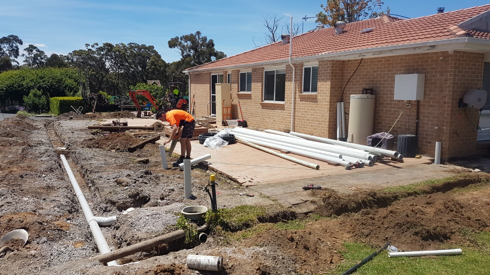 Sydney concretors planning and designing concrete installation